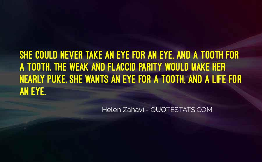 Helen Zahavi Quotes #59959