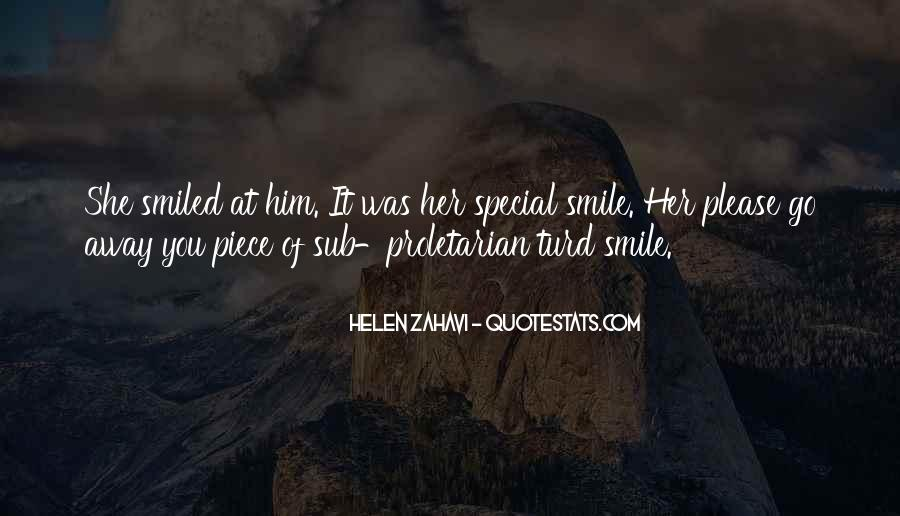 Helen Zahavi Quotes #959352