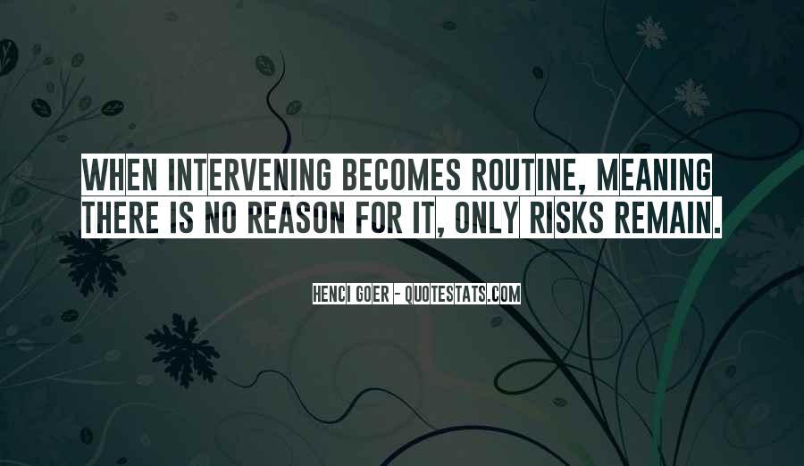 Henci Goer Quotes #1328099