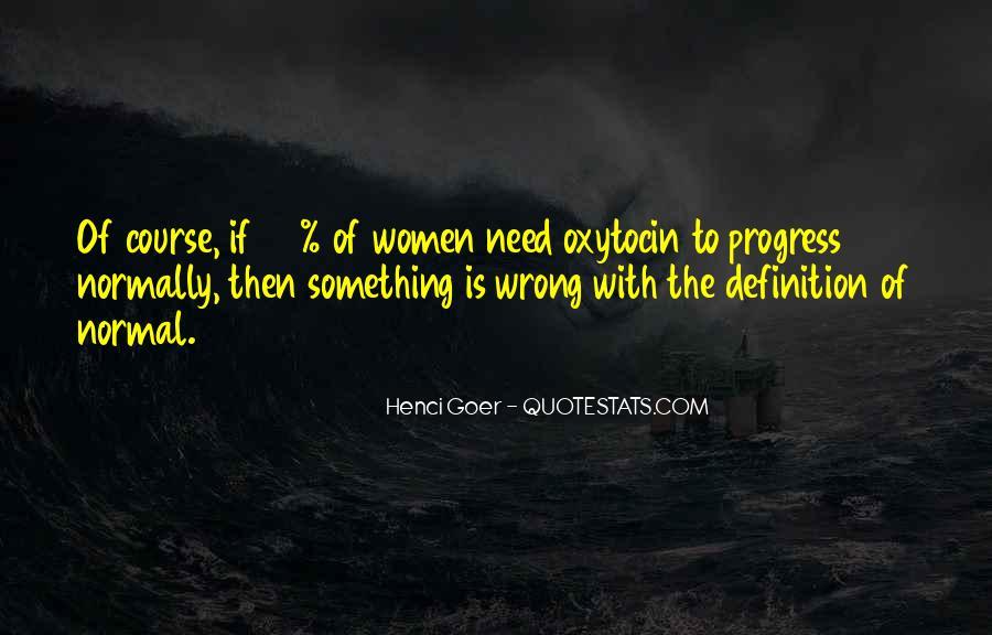 Henci Goer Quotes #648358