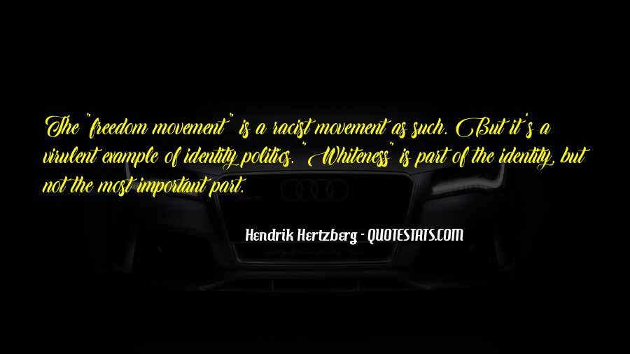 Hendrik Hertzberg Quotes #191262