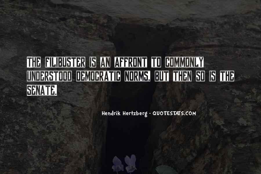 Hendrik Hertzberg Quotes #803983