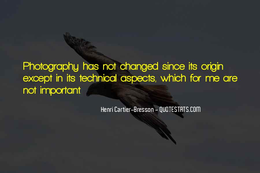 Henri Cartier-Bresson Quotes #1058485