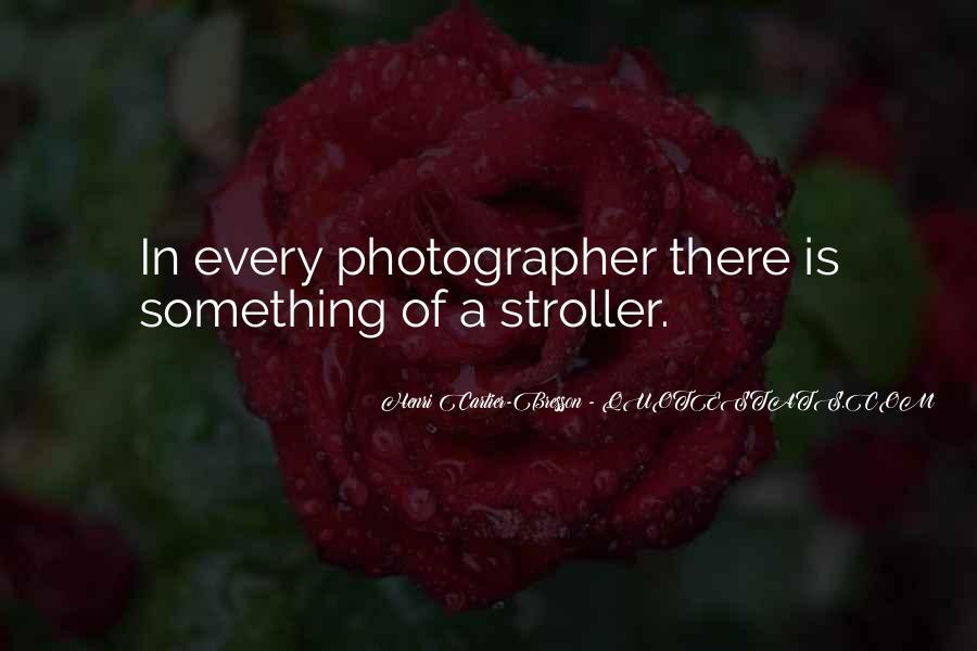 Henri Cartier-Bresson Quotes #1107270