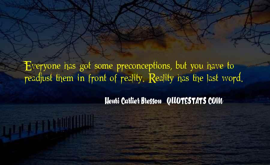 Henri Cartier-Bresson Quotes #1164039