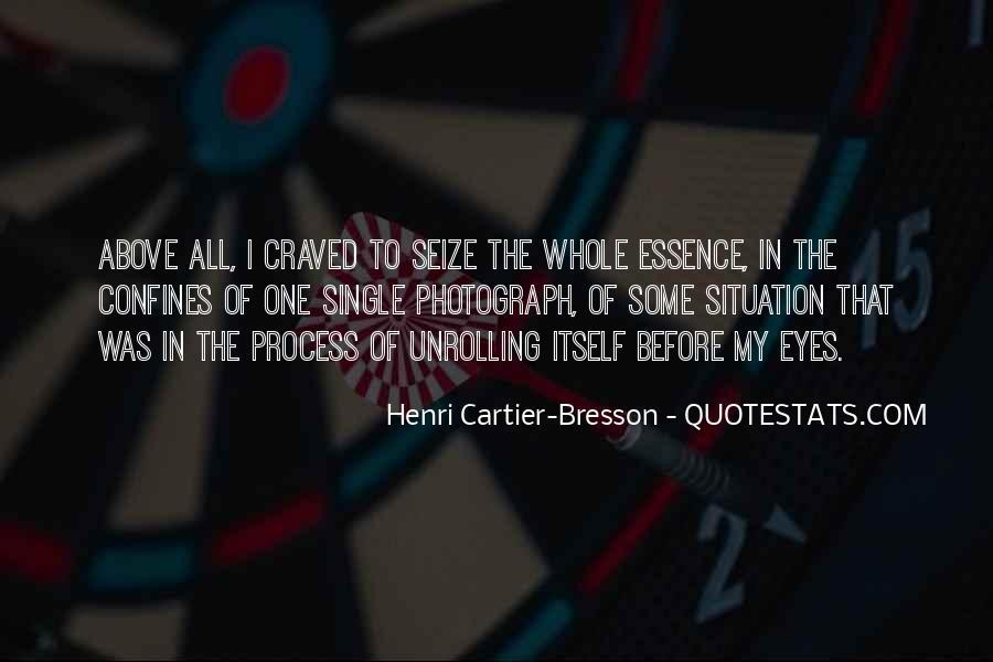 Henri Cartier-Bresson Quotes #1235854