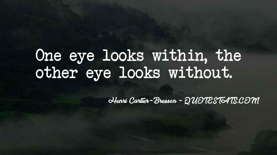 Henri Cartier-Bresson Quotes #1242024