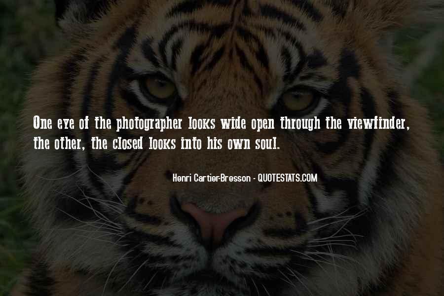 Henri Cartier-Bresson Quotes #1243346