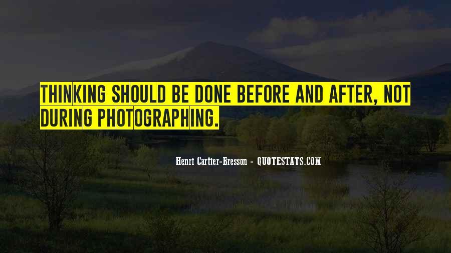 Henri Cartier-Bresson Quotes #1435169