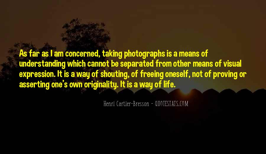 Henri Cartier-Bresson Quotes #1779153