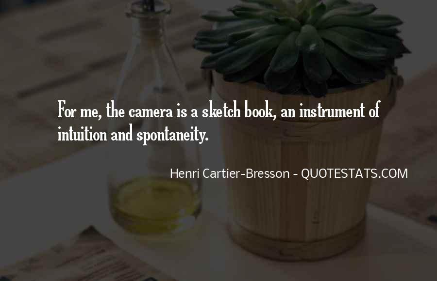 Henri Cartier-Bresson Quotes #1785686