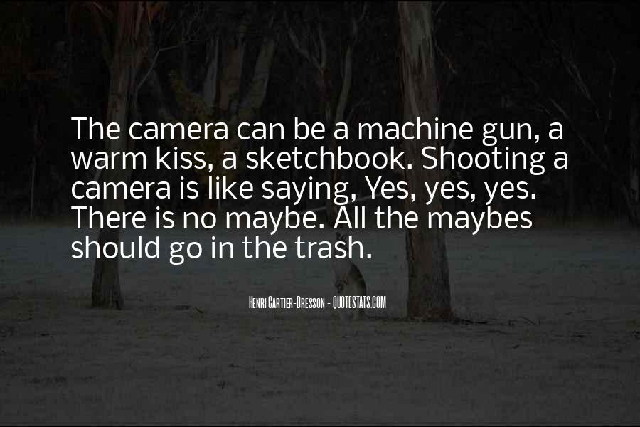Henri Cartier-Bresson Quotes #216034