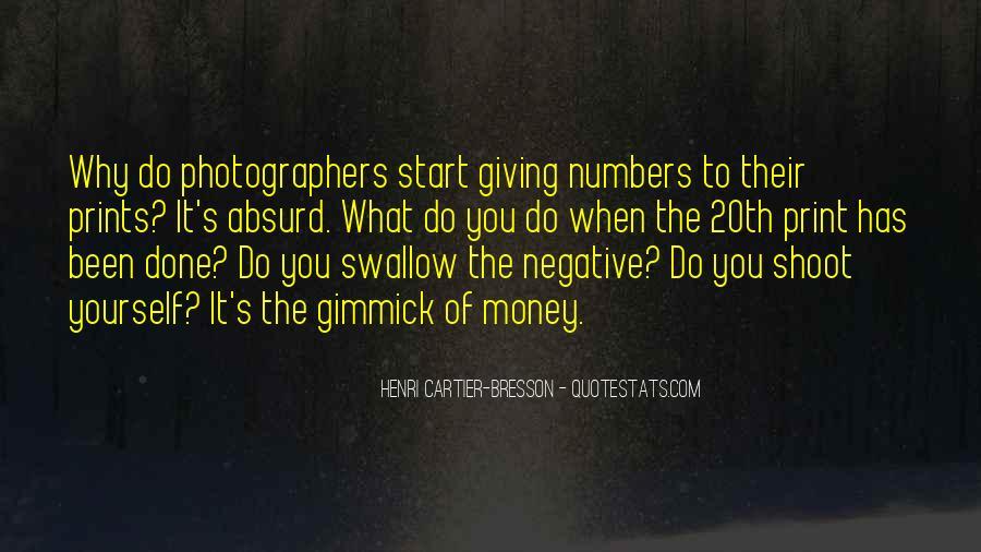 Henri Cartier-Bresson Quotes #463131