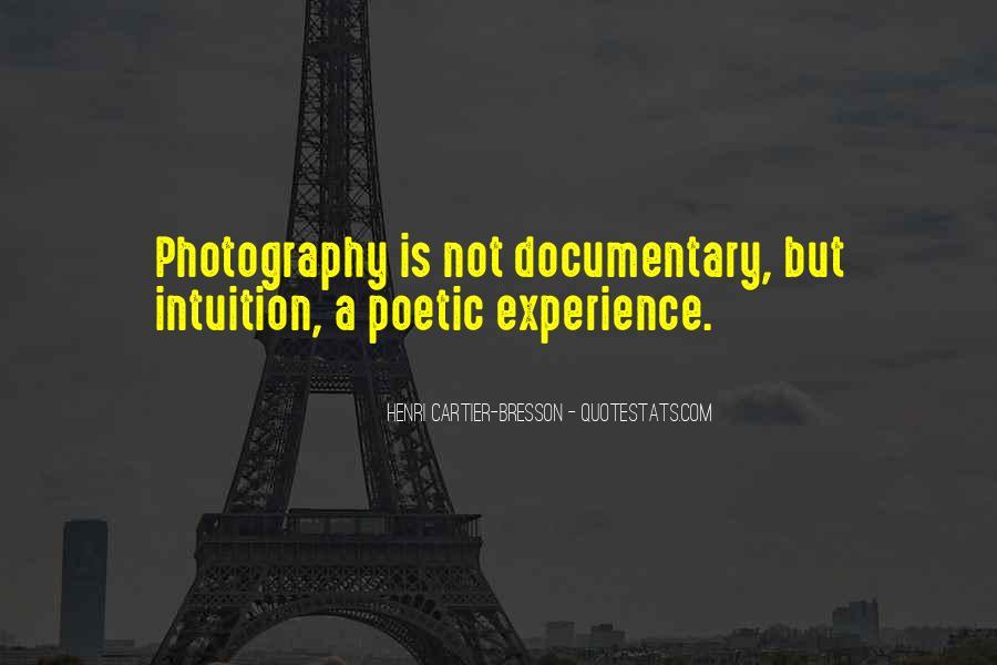 Henri Cartier-Bresson Quotes #634771