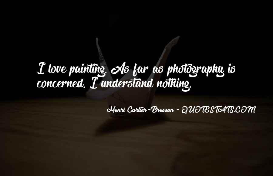 Henri Cartier-Bresson Quotes #664372
