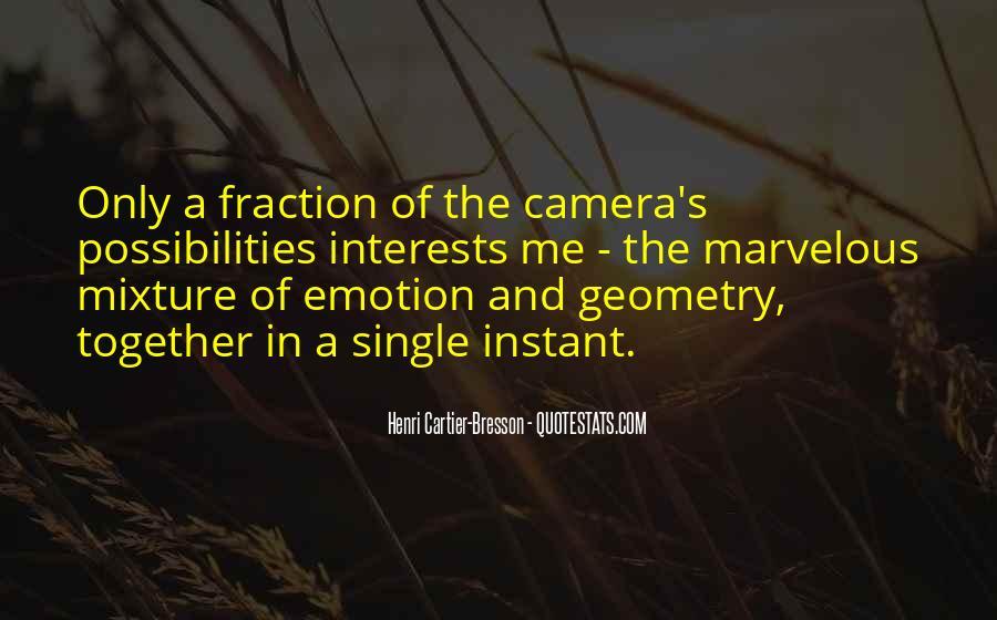 Henri Cartier-Bresson Quotes #863185