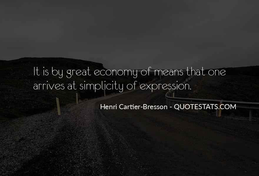 Henri Cartier-Bresson Quotes #871444
