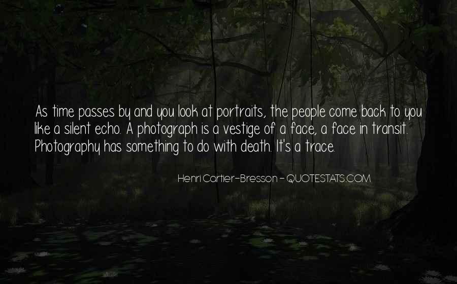Henri Cartier-Bresson Quotes #98588
