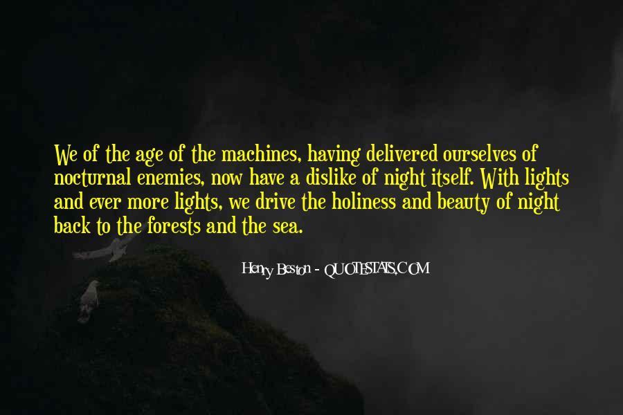 Henry Beston Quotes #1031925