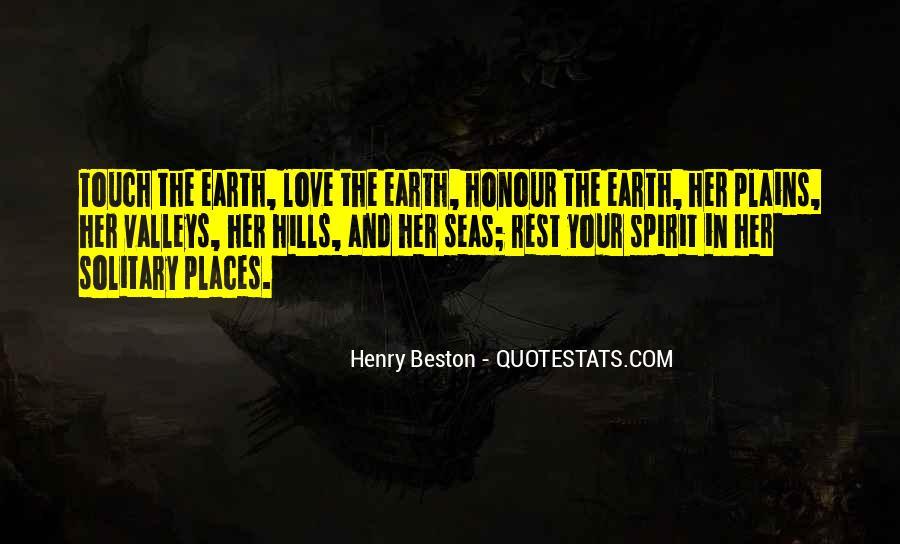 Henry Beston Quotes #1197021