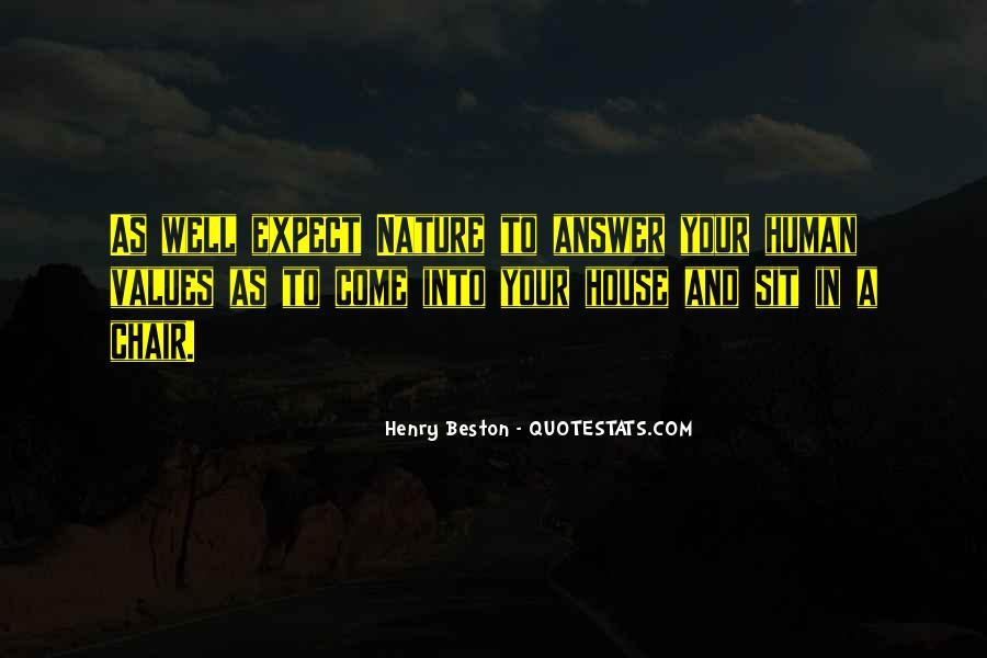 Henry Beston Quotes #1307567