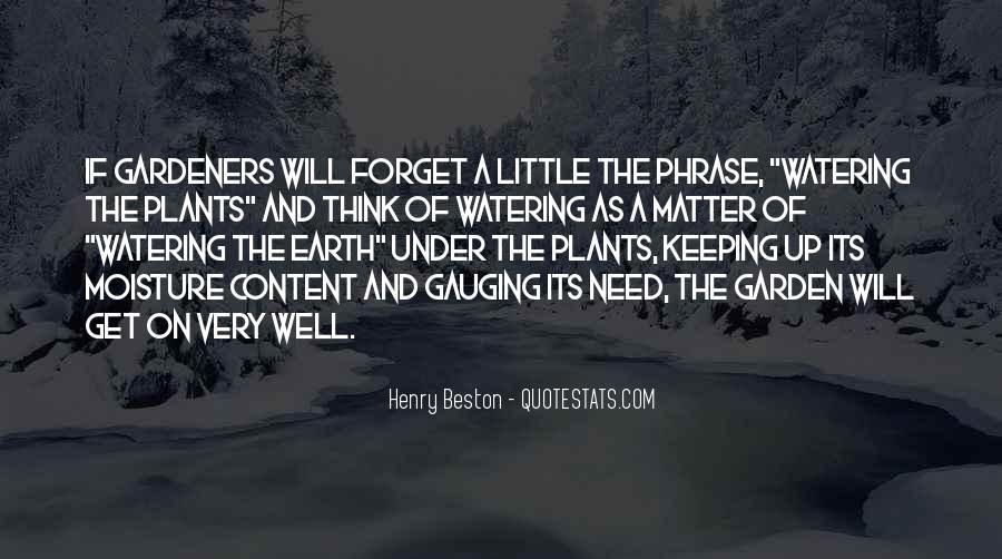 Henry Beston Quotes #1448508