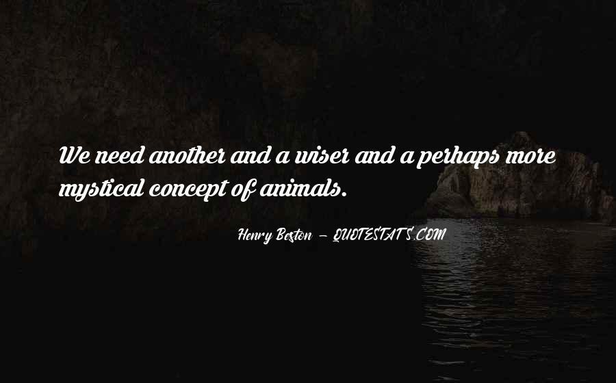 Henry Beston Quotes #255024