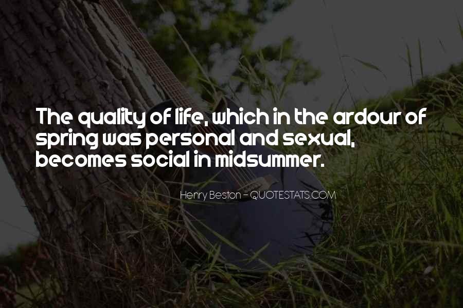 Henry Beston Quotes #345348