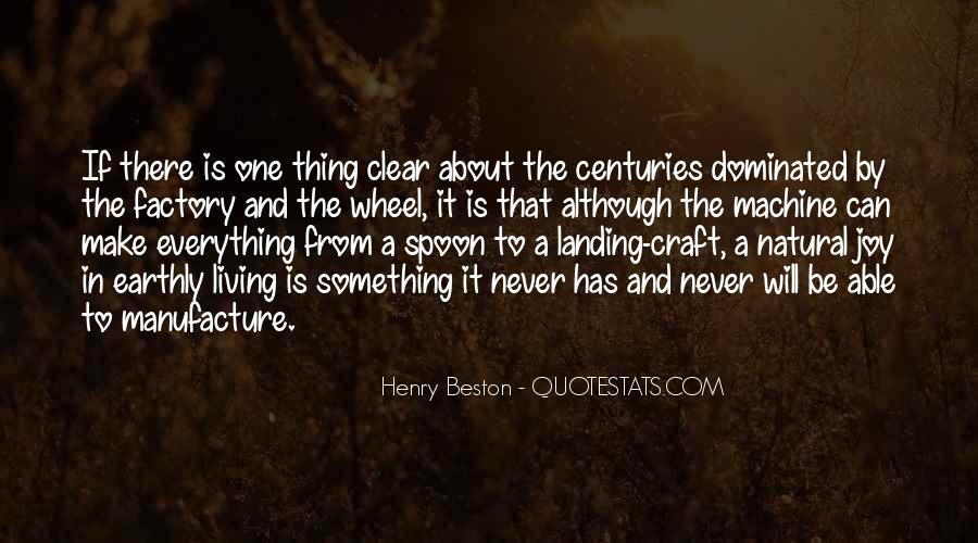Henry Beston Quotes #510718