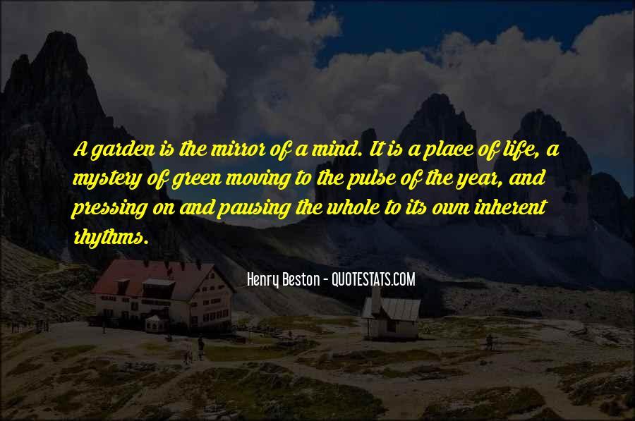 Henry Beston Quotes #597813