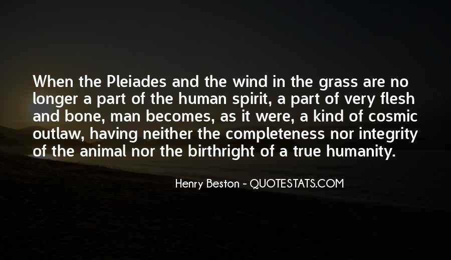 Henry Beston Quotes #60724