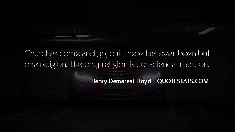 Henry Demarest Lloyd Quotes #979366