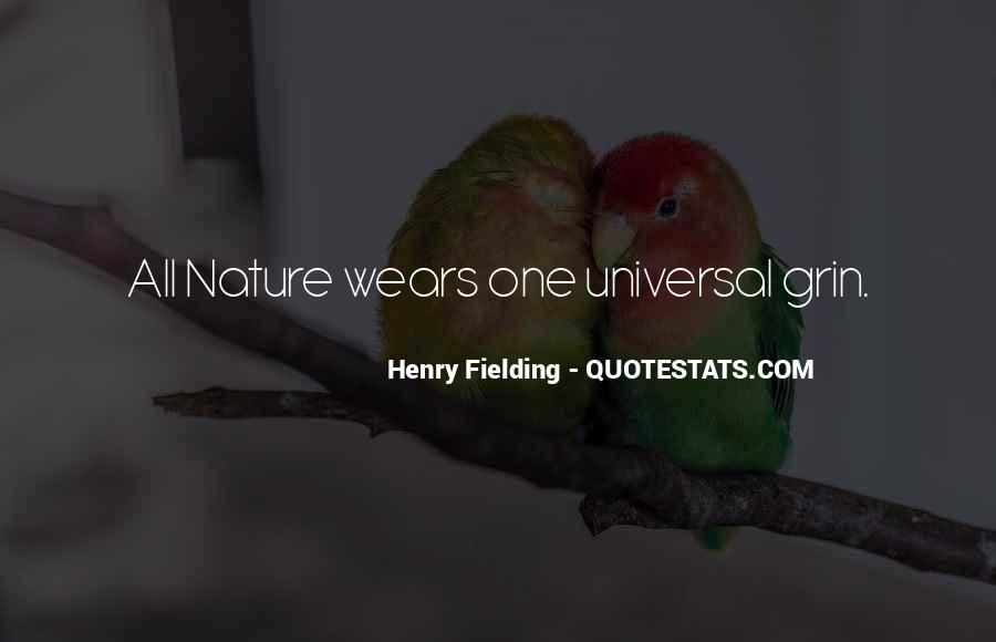 Henry Fielding Quotes #1103794