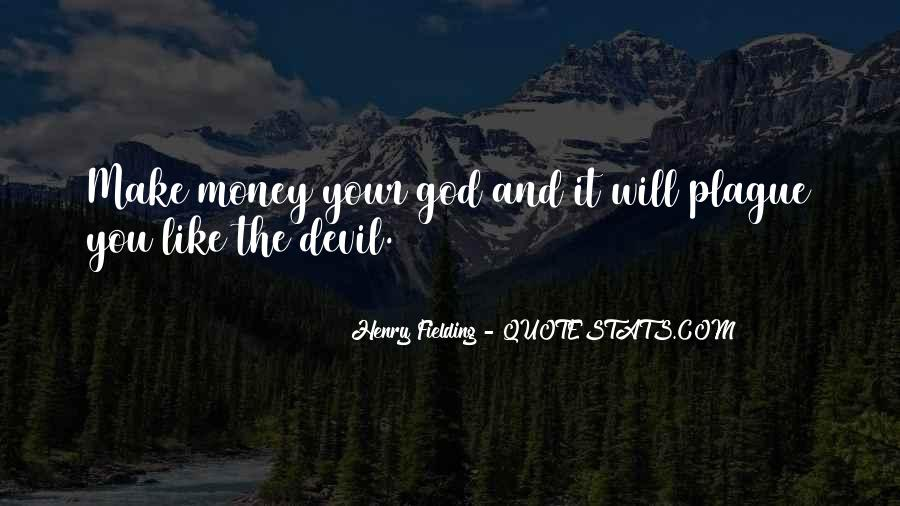 Henry Fielding Quotes #1295552