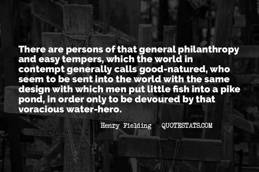 Henry Fielding Quotes #1392150