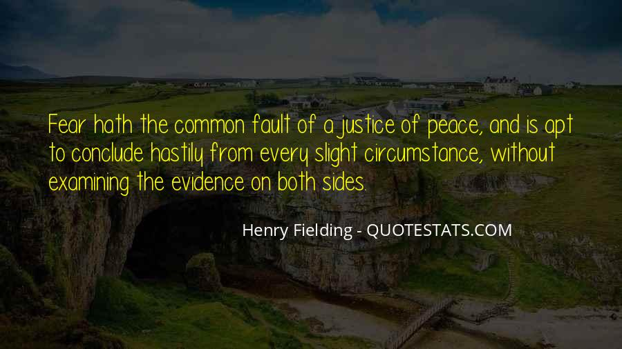 Henry Fielding Quotes #1545811