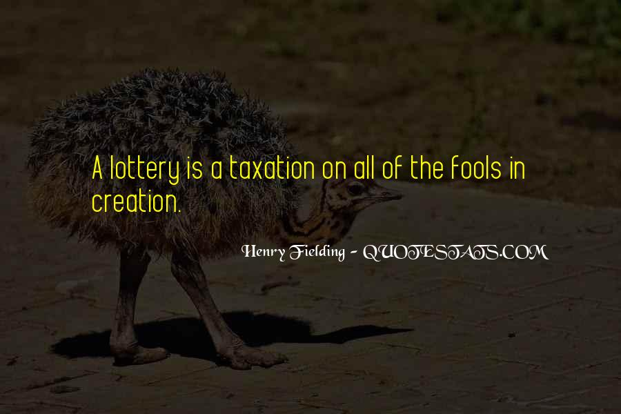 Henry Fielding Quotes #1655273