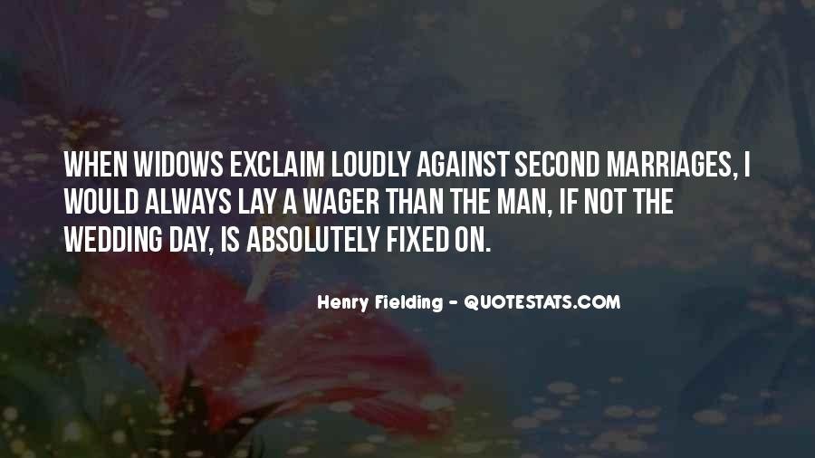 Henry Fielding Quotes #1693894
