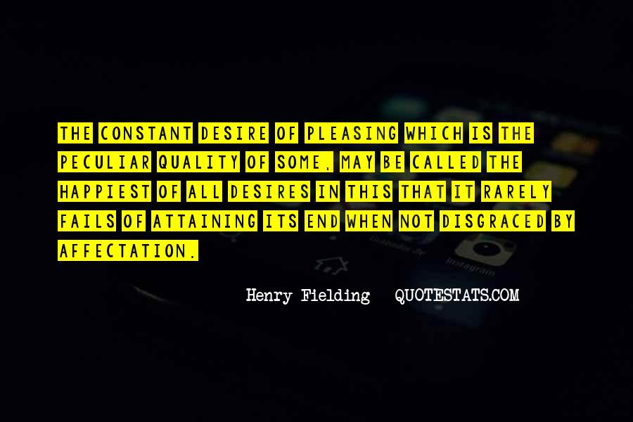 Henry Fielding Quotes #1723263
