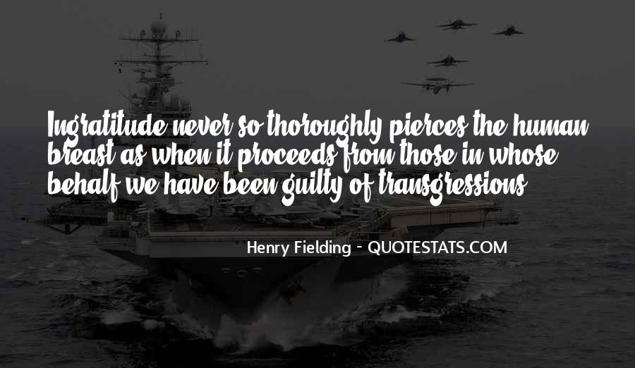 Henry Fielding Quotes #1780168