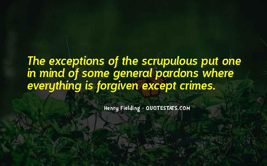 Henry Fielding Quotes #1842149