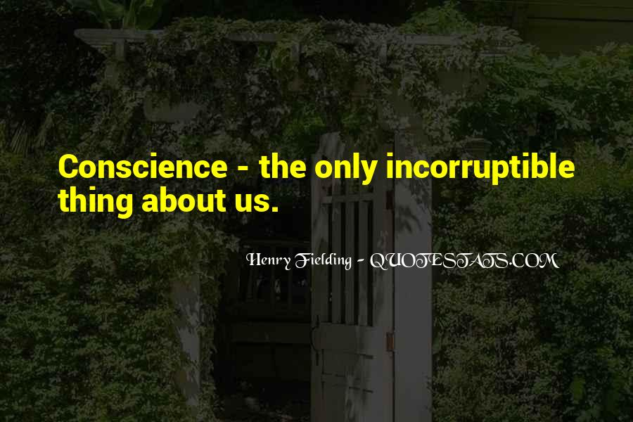 Henry Fielding Quotes #1865443