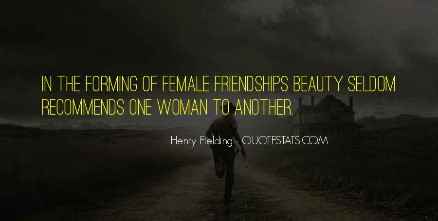 Henry Fielding Quotes #270121