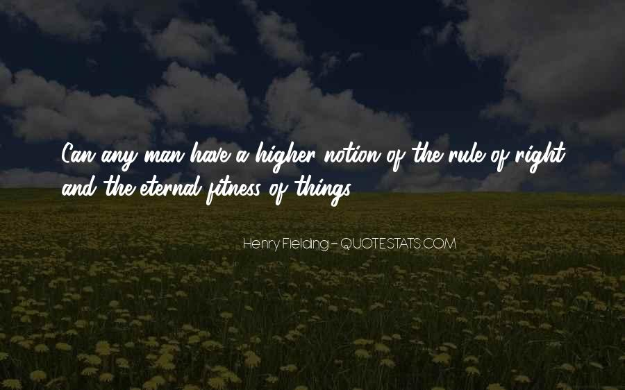 Henry Fielding Quotes #408228