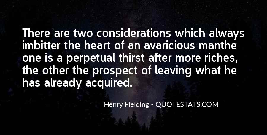 Henry Fielding Quotes #435750