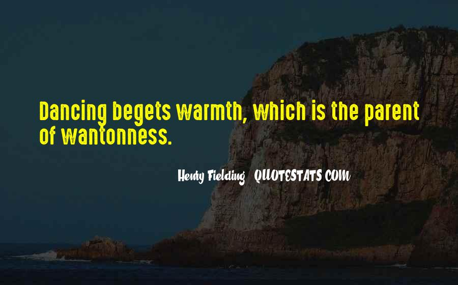 Henry Fielding Quotes #485615