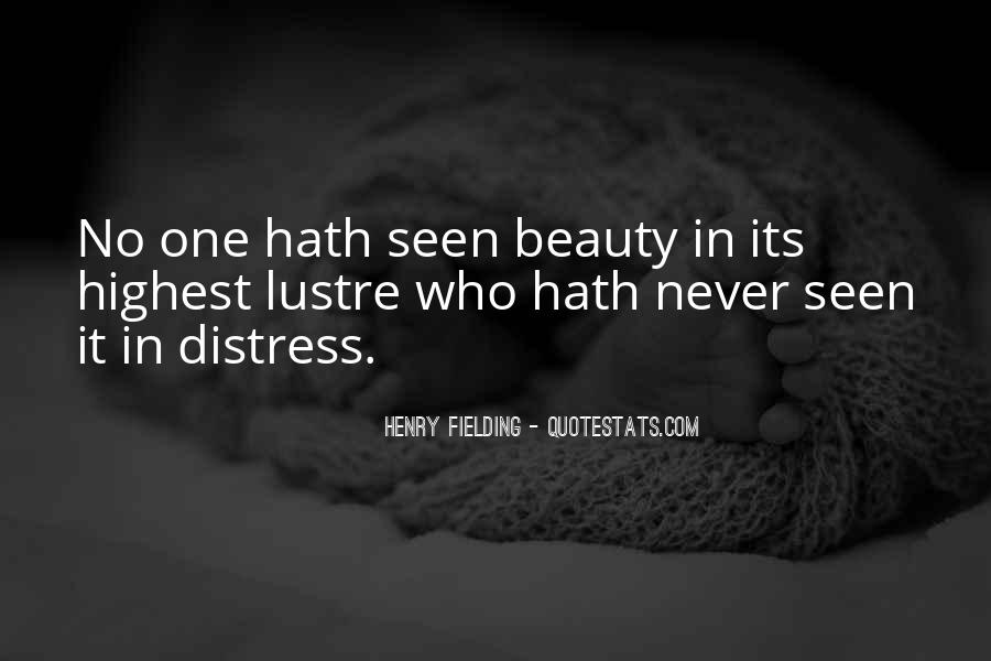 Henry Fielding Quotes #574416