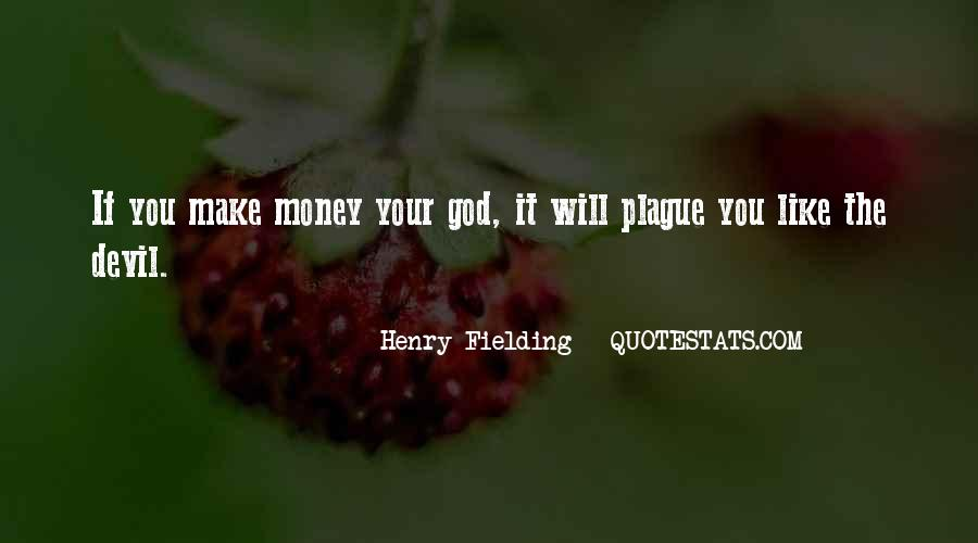Henry Fielding Quotes #728534