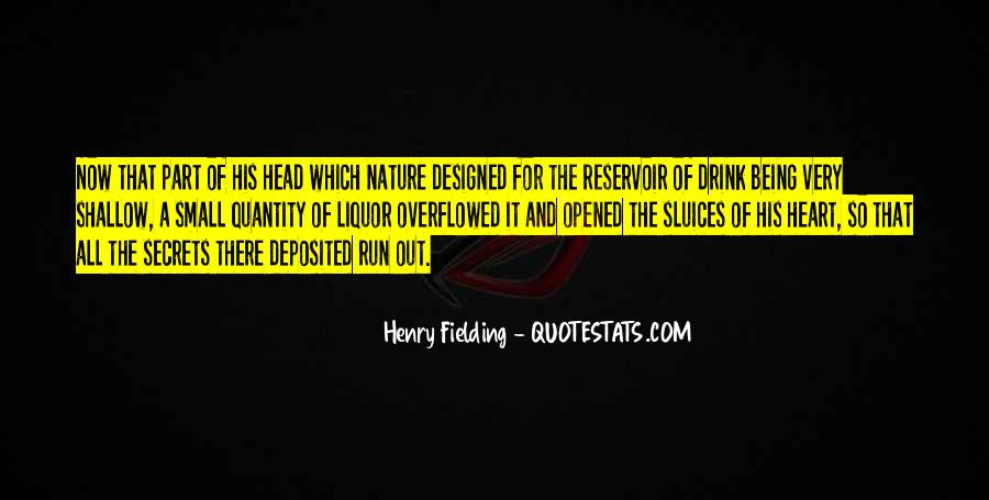 Henry Fielding Quotes #882473