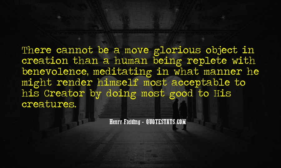 Henry Fielding Quotes #922429